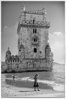 Belem Tower by Jack-Nobre