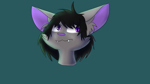 Debstep headshot by skyfeather0066