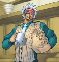 Godot likes coffee by one2hit