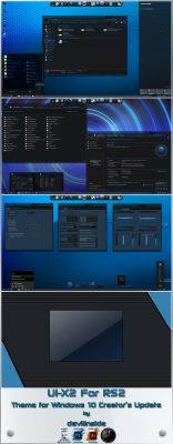 UI-X2 For RS2 by devillnside