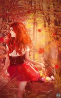 Red Riding Hood by Renata-s-art