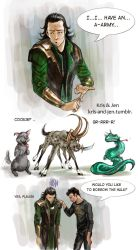 I have an army. by jen-and-kris