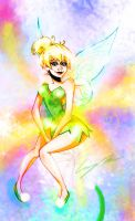 Tinkerbell III by synthemescal