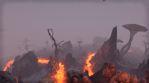 ESO Lava Wastelands by Kohlheppj13