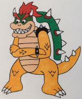 Gift: Bowser by NeoNimbus526
