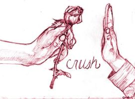 Crush, RED by odes-to-no-one