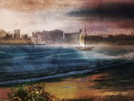 Friendly Harbour by raysheaf