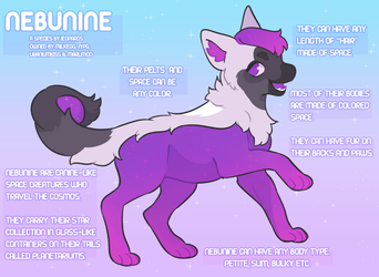 Nebunine General Info by CosmosCreator