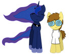 .:CM:. Luna and Fanny by ShinigamiKitten