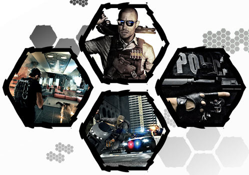 Battlefield Hardline by WE4PONX