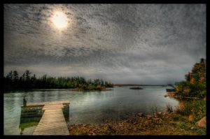 Pine Island October HDR by NOS2002