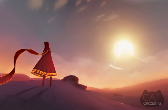 Journey by CatCrossing