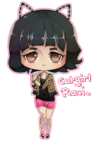 Girl!Ravi by kitsuneha