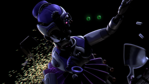 (FNaF SFM) Crumbling Dreams by Ferg-E