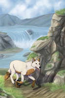 Through the wilderness by SophiePf
