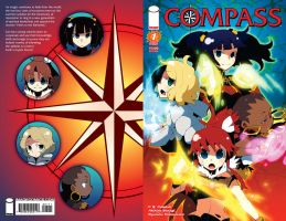 Compass issue 1 cover by DrewGill