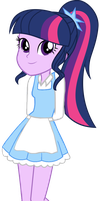 Twilight as Belle by SunsetShimmer333