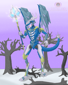 Predacon  Skystalker by destallano4