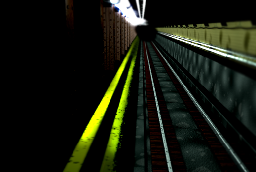 Super Subway: Blur by ResultsOfMonopoly