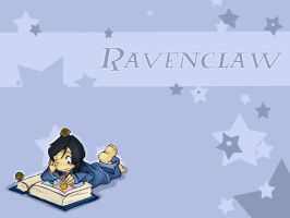 Ravenclaw WP by Ranna