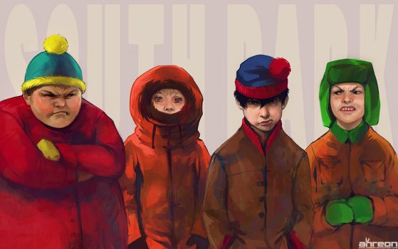 South Park by akreon