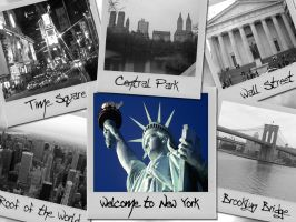 welcome to new york by Maxpowaaa