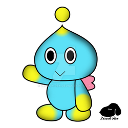 A Chao from Sonic by Zerack-Rex