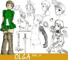 Olga comp refrence by snargo
