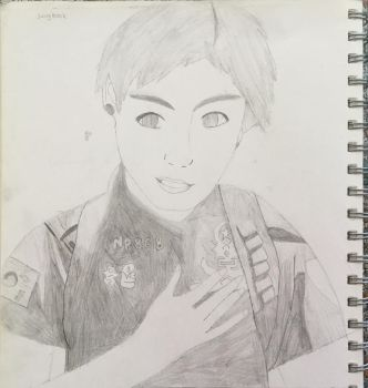 Jungkook - DOPE by X-BTS-X