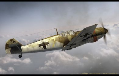 Backbone of the Luftwaffe by bazze
