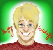 Happy Holidays! by OddContent