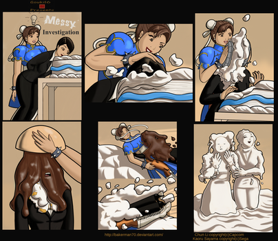 Commission Messy Investigation by bakerman70