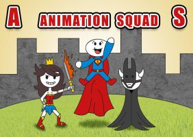 Animation Squad by BundersProductions