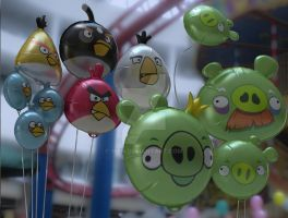 Angry Birds 2 by 16eN