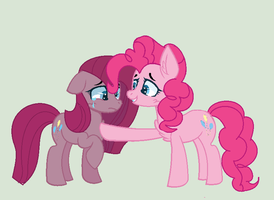 I Will Stay Here For U Pinkie by darleny06