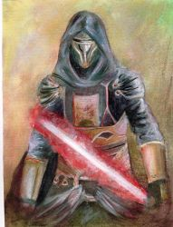 Darth Revan by A-Fragile-Smile