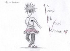 Dont Hide Your Passions by bec66ky