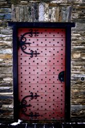 The red door by annamarcella24