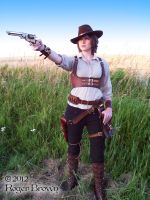 Steampunk Shoot July 2012 #2 by Steampunked-Out