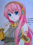 Megurine Luka - completed by Di5a5terp13ce