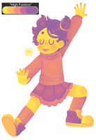 A palette thing or something .w. by CreepyGameArtistXD