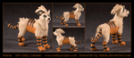Commission : Felinar by emilySculpts
