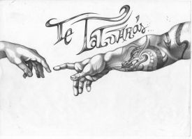 you will tattoo ! by solecancinos