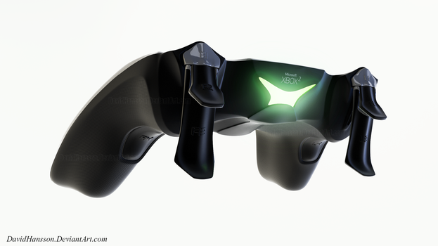 Controller 1920 Contrast Watermark by DavidHansson