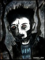 Death Boy: Death Rock Night by Dandy-Jon