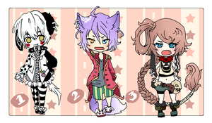 [OPEN] Stray Adopts by Meicker