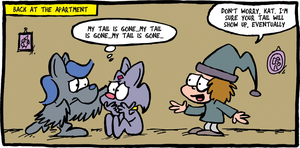 THE FUZZY PRINCESS (9-15) by bakertoons
