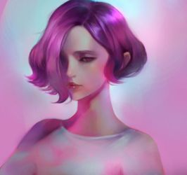color study by thuyngan