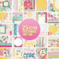 25 Icon Textures - 2302 by Missesglass