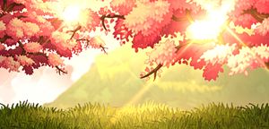 [Maplestory] Custom Background #14 ~Rainiaka by Rainiaka